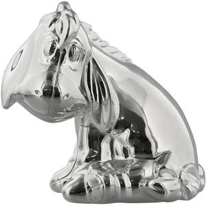 Disney Silver Plated Money Box - Eeyore