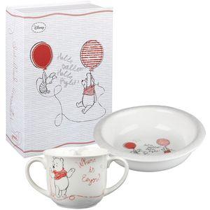 Disney Mug & Porringer Gift Set - Winnie the Pooh
