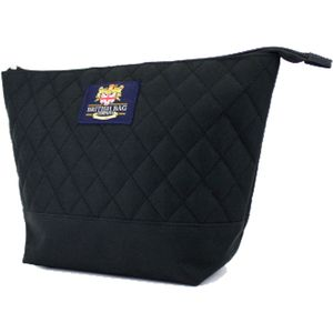 British Bag Company Quilted Wash Bag