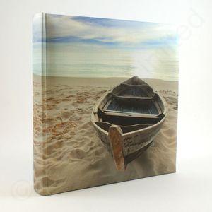 Kenro Holiday Series Memo Photo Album: Beach & Boat