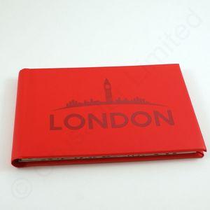 London Skyline design Mini Photo Album