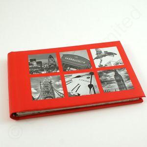 London Montage Design Mini Photo Album