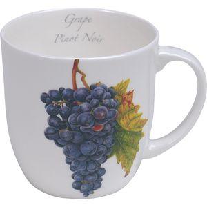 Heath McCabe Grape Pinot Noir Fine Bone China Mug