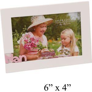 """Nan Photo Frame 6x4"""""""