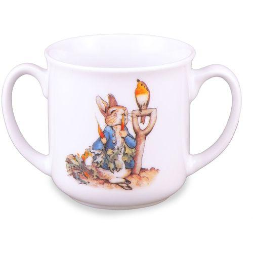 Beatrix Potter Baby China Double Handled Mug 59.062/0