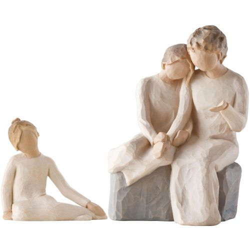 Willow Tree Set Grandmother with Two Granddaughters Option 1 26225 26244
