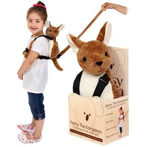 Pipsy Koala - Kangaroo back Pack with Safety Harness