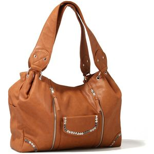 Luxury Baby Changing Bag (Jade Brown)