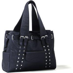 Tribal Luxury Baby Changing Bag (Onyx Black)