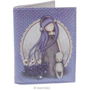 Gorjuss Travel Card Holder - Dear Alice