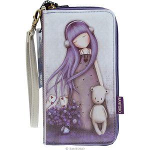 Gorjuss Zip Wallet Dear Alice