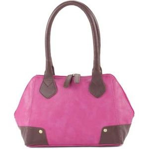 Peltex Diana Ladies Hand Bag (Pink)