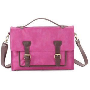 Peltex City Satchel (Pink)