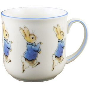 Beatrix Potter Peter Rabbit Childs China Mug