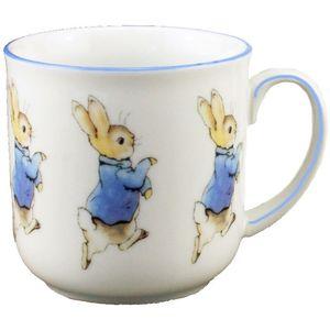 Beatrix Potter Peter Rabbit Childs China Mug