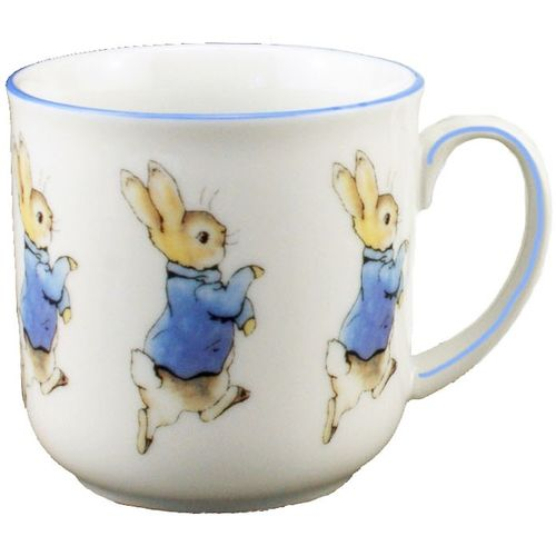 Reutter Porcelain Peter Rabbit design childrens Mug