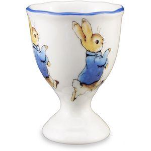 Reutter Porcelain Beatrix Potter Peter Rabbit China Egg Cup