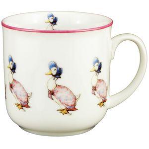 Beatrix Potter Jemima Puddle Duck Childs China Mug