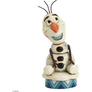 Disney Traditions Silly Snowman Olaf Figurine