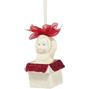 Snowbabies So Giftable Hanging Ornament