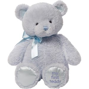 Baby GUND My First Large Teddy Bear - Blue