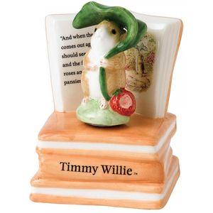 Beatrix Potter Peter Rabbit Musical Timmy Willie Figure