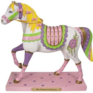 The Trail of Painted Ponies Figurine - The Prairie Princess