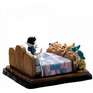 Disney A Moment in Time Figurine - Snow White & Seven Dwarfs