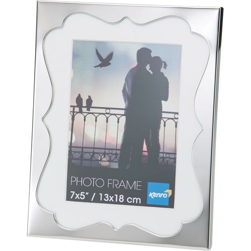 Kenro Eden Scroll Collection Metal Photo Frame 5x7""