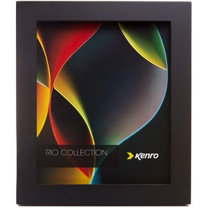 "Kenro Rio Collection Photo Frame 4x6"" - Black"