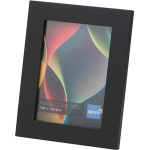 "Kenro Rio Collection Photo Frame 5x7"" - Black"