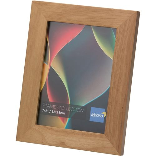 """Kenro RIO Collection Photo Frame 5"""" x 7"""" -  Natural Wood"""