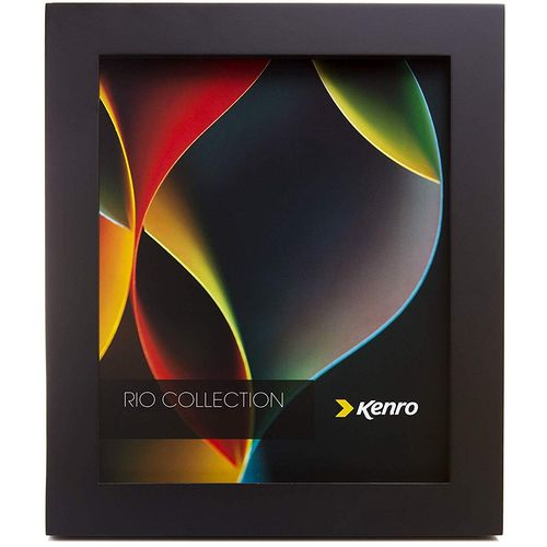 "Kenro RIO Collection Photo Frame 6"" x 8"" - Black"