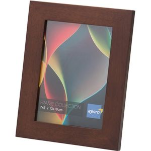 "Kenro Rio Collection Photo Frame 6x8"" - Dark Oak"
