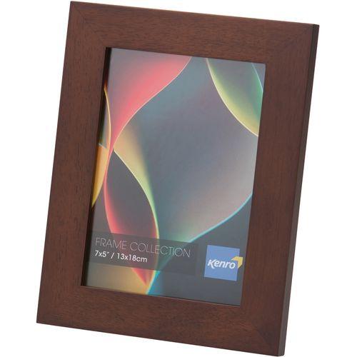 "Kenro RIO Collection Photo Frame 6"" x 8"" - Dark Oak"
