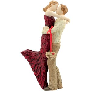 More Than Words Soul Mates Figurine