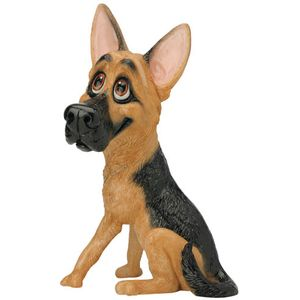 Pets with Personality Sadie German Shepherd Figurine