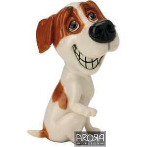 Little Paws Pip Jack Russell Dog Figurine