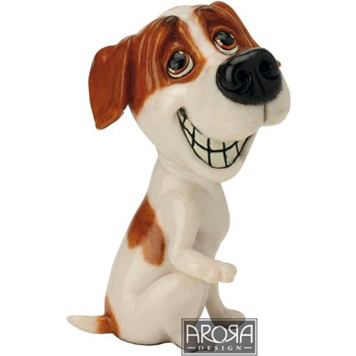 Arora Design Little Paws Jack Russell Dog Figurine