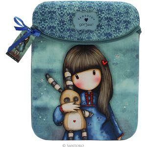 Santoro Gorjuss iPad Sleeve - Hush Little Bunny