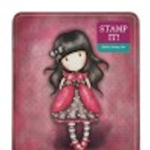 Santoro Gorjuss Stamp Set - Ladybird