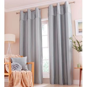 """Opulent Velvet Curtains 46x72"""" - Duckegg"""