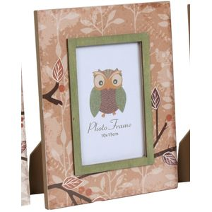 Woodland Design Photo Frame 6x4""