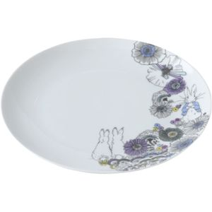 Peter Rabbit Contemporary Dinner Plate