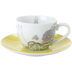 Peter Rabbit Contemporary Cup & Saucer set