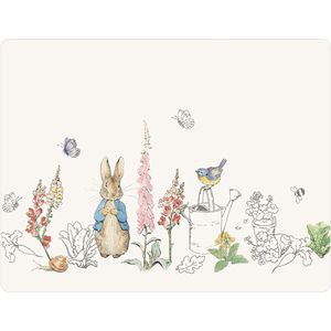 Peter Rabbit Classic Place Mat Set of 6