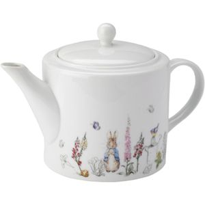 Beatrix Potter Peter Rabbit Classic design Teapot