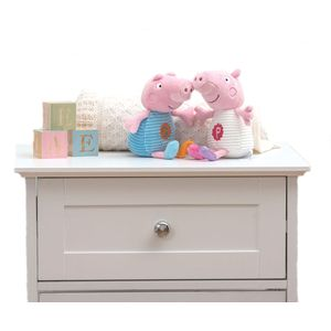 Peppa Plush with chime rattle