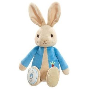 Peter Rabbit Plush Soft Toy - My First Peter Rabbit