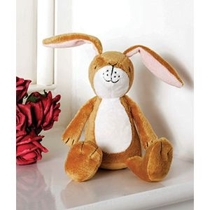 Guess How Much I Love You Plush Little Nutbrown Hare Rattle